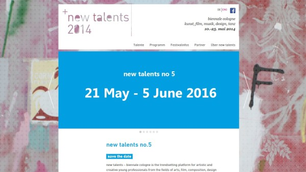 New Talents